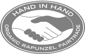 Hand in Hand fair trade logo